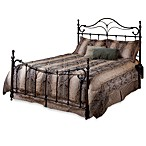 Hillsdale Bennett Complete Bed in Antique Bronze