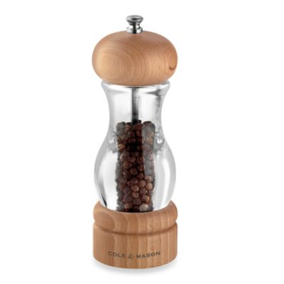 Cole & Mason 105 Wooden Pepper Mill