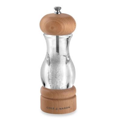 Cole & Mason 105 Wooden Salt Mill