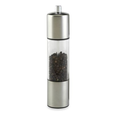 Cole & Mason Helsinki Mixed Material Pepper Mill
