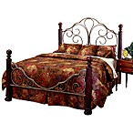 Hillsdale Sutherland Bed Set with Rails