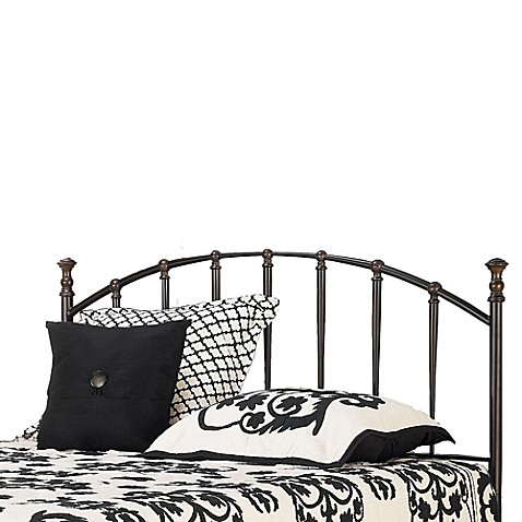 Hillsdale Bel Air Full-Queen Headboard with Rails