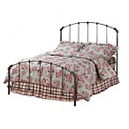 Hillsdale Bonita Complete Bed in Copper Mist