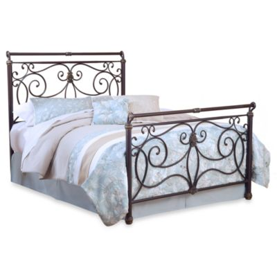 Hillsdale Conway Full Complete Bed with Rails