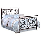 Hillsdale Conway Queen Complete Bed with Rails