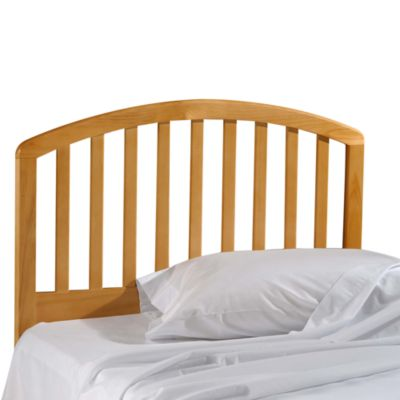 Hillsdale Carolina Twin Headboard with Rails