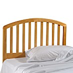 Hillsdale Carolina Pine Headboards with Rails