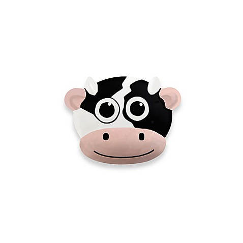 Kikkerland® Cow Talking Bag Clip