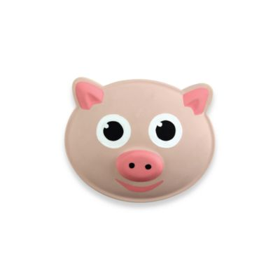 Kikkerland® Pig Talking Bag Clip