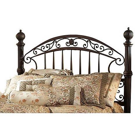 Hillsdale Chesapeake Queen Headboard with Rails