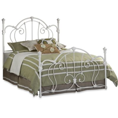Hillsdale Cherie Bed with Rails and Cherie Headboard