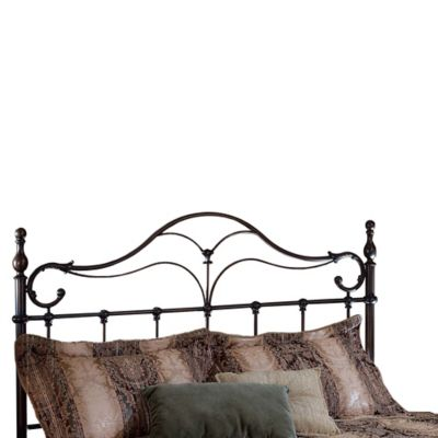 Hillsdale Bennett Full/Queen Headboard with Rails