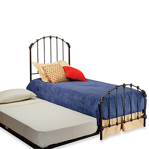 Hillsdale Amanda Twin Bed Set with Roll-Out Trundle