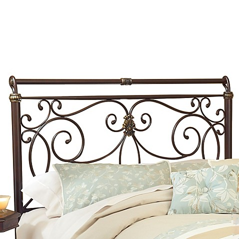Hillsdale Conway Full/Queen Headboard with Rails