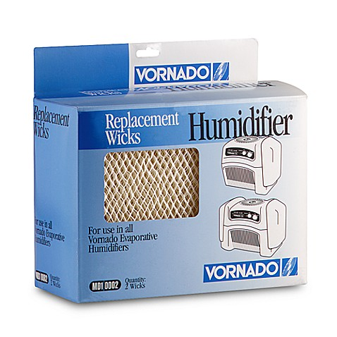 Vornado® Humidifier Replacement Wick (Set of 2)