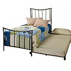 Hillsdale Gerard Twin Bed with Suspension Deck and Trundle