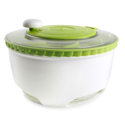 Dexas® Turbo Fan Salad Spinner