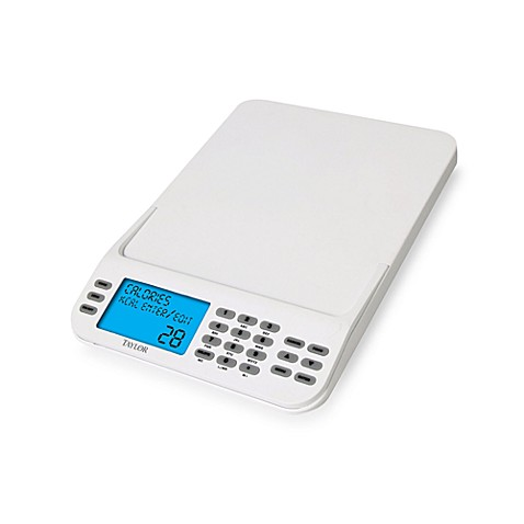Biggest Loser 11-Pound Digital Scale with CalMax Feature