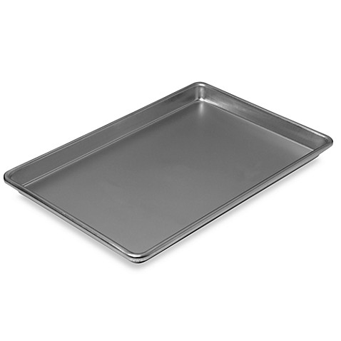 Chicago Metallic™ 14-3/4-Inch x 9-3/4-Inch Jelly Roll Pan