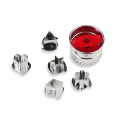 Chrome Cutter Set