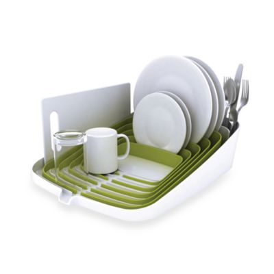 Buy Folding Dish Rack And Drain Board Set From Bed Bath