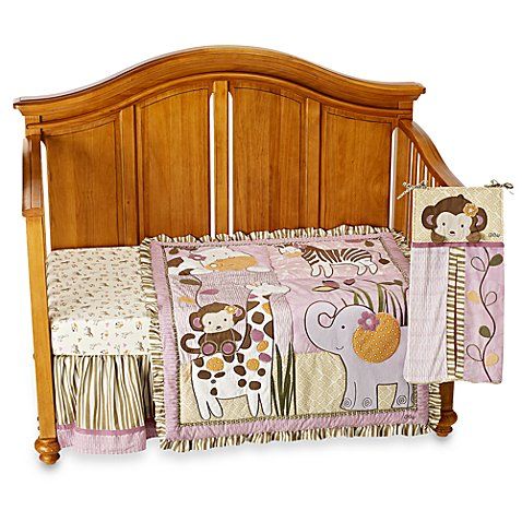 Cocalo Safari Crib Bedding