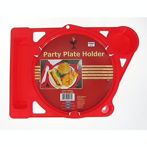 Party Plate Holder