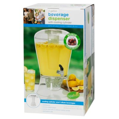 CreativeWare™ 3-Gallon Beverage Dispenser