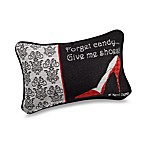 Forget Candy Decorative Toss Pillow