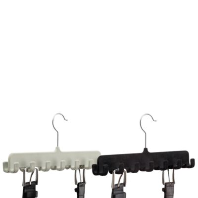 Real Simple® Belt Hanger - Black