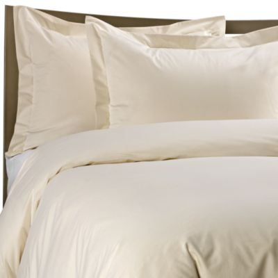 Color Solutions™ Duvet Cover Set in Biscuit