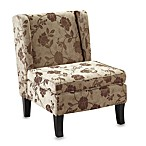 Bombay® Damask Armless Chair