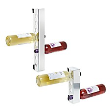 The Vynebar® Classic Mirror Finish Vertical Wine Rack