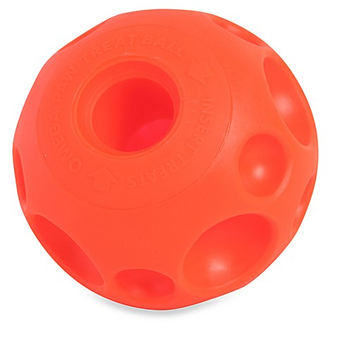 Omega Paw Tricky Treat™ Large Ball for Dogs