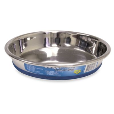 Durapet® 12-Ounce Premium Stainless Steel Cat Dish