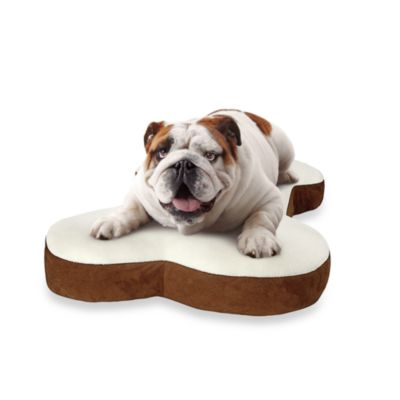 Microdry® Ultimate Luxury Bone Shaped Bed