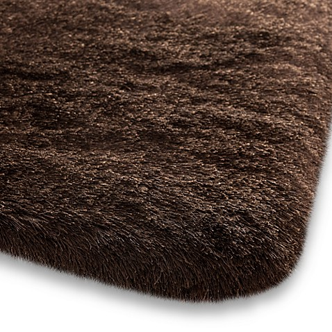 Safavieh Paris Chocolate Shag Rug - 5' Round