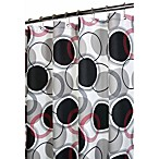 Park B. Smith® Circle Central 72-Inch x 72-Inch Watershed® Shower Curtain