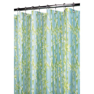 Tropical Decorative Shower Curtains