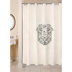 Park B. Smith Paris Postage 72-Inch x 72-Inch Shower Curtain