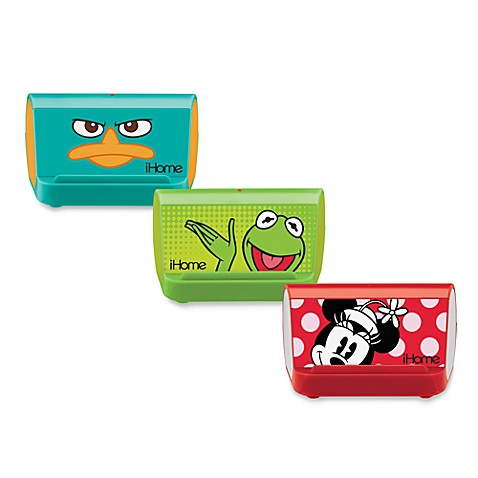 iHome® Disney Loves Stereo Speaker