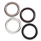 Umbra® Halo Floating Magnetic Tiebacks (Set of 2)