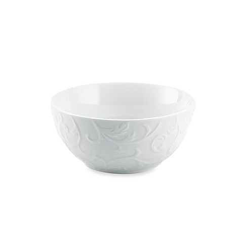 Mikasa® Parchment Engraved 6-Inch Cereal Bowl