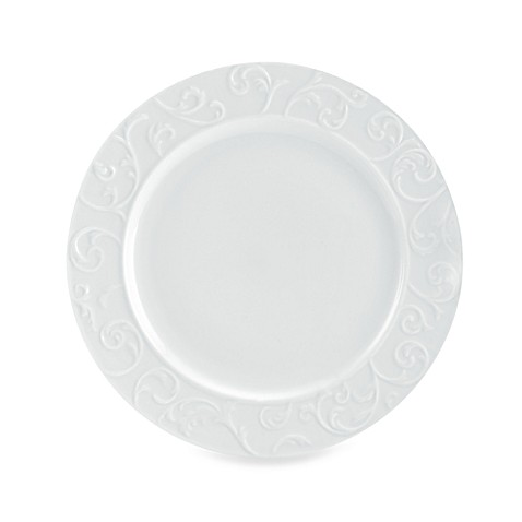 Mikasa® Parchment Engraved 10 3/4-Inch Dinner Plate