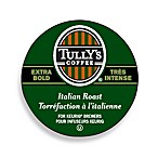 K-Cup® Tully's® Italian Roast Coffee for Keurig® Brewers - Set of 18