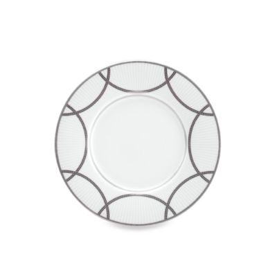 Platinum Ring Dinnerware
