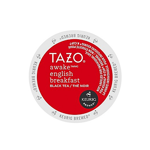 Keurig® K-Cup® Pack 16-Count Starbucks® Tazo® Awake™ English Breakfast Black Tea