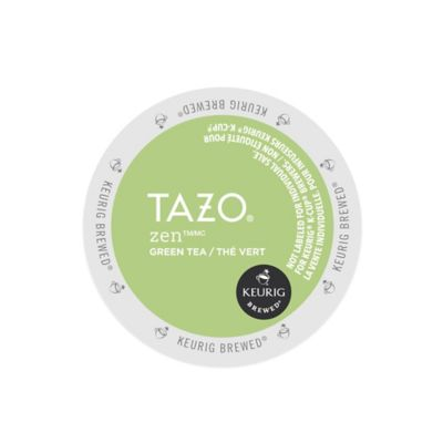K-Cup® 16-Count Starbucks® Tazo® Zen™ Green Tea for Keurig® Brewers