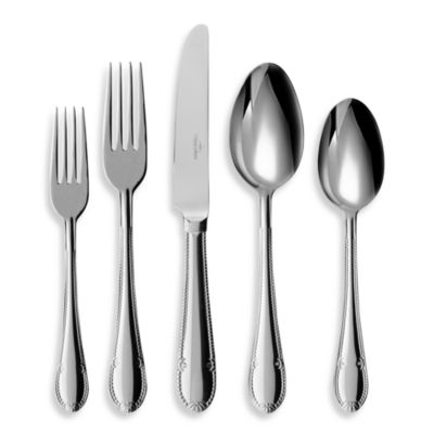 64-Piece Flatware Set
