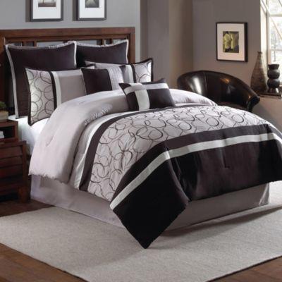 Blakely 8-Piece Queen Bedding Set